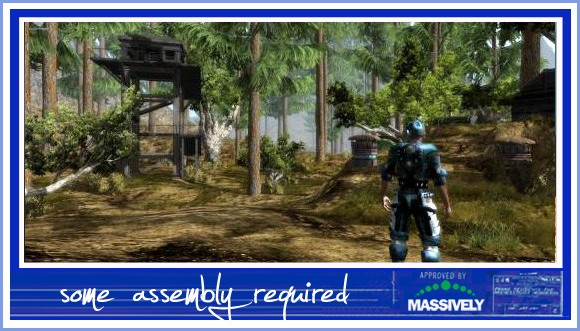 The Repopulation - now with Entertainers!