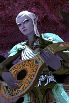 Can't make it as a bard, you go home and go to proper Drow school like your father wanted.