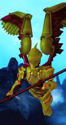 I still dearly want this armor.