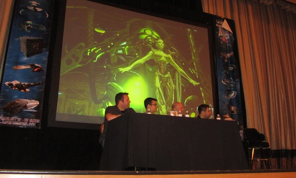 STO STO panel at Vegas
