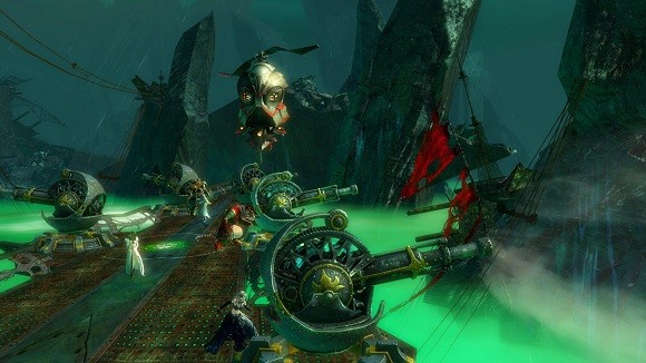 Flameseeker Chronicles War stories in Guild Wars 2