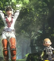How do you keep winding up back in Gridania?