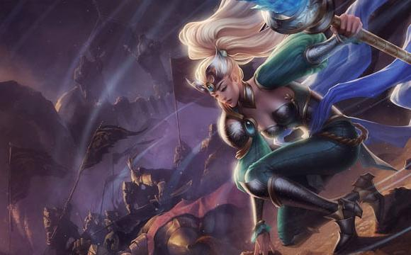 The Summoner's Guidebook Controlling space in League of Legends