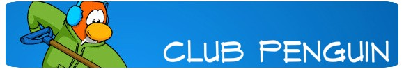 Club Penguin banner