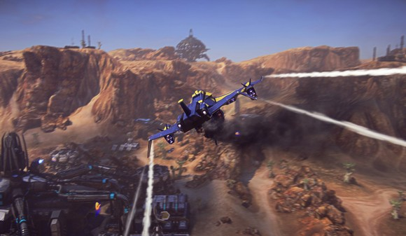 PlanetSide 2 - New Conglomerate Reaver