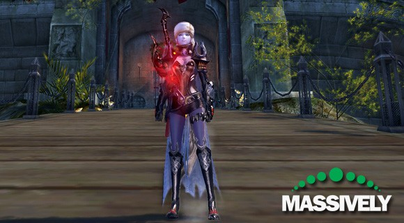 Aion screenshot of tournament winner