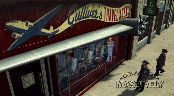L.A. Noire - Gulliver's Travel Agency