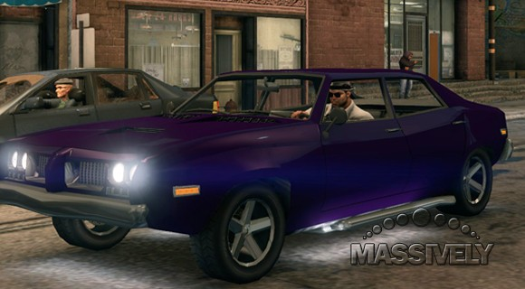 Saints Row The Third - The Charger, or something like it