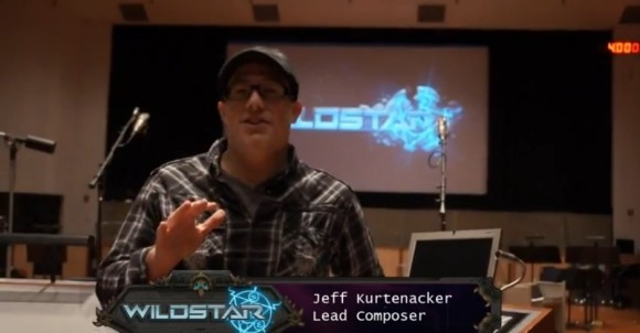 Music on the frontier A talk with WildStar's Jeff Kurtenacker
