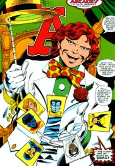 Seriously, this guy is entertaining when written by Rob Liefeld.  Why can't I play him?