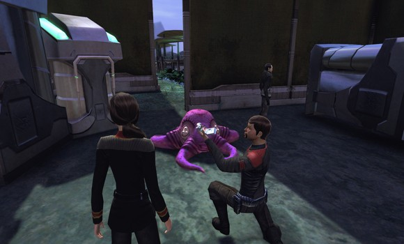 STO Staging area with nanov
