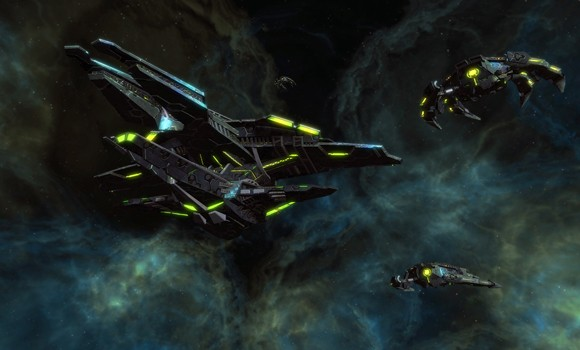 STO new enemy ships