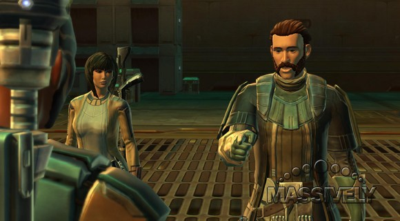 SWTOR - Meaningless choice