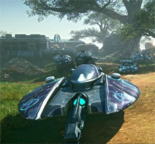 PlanetSide 2' screenshot