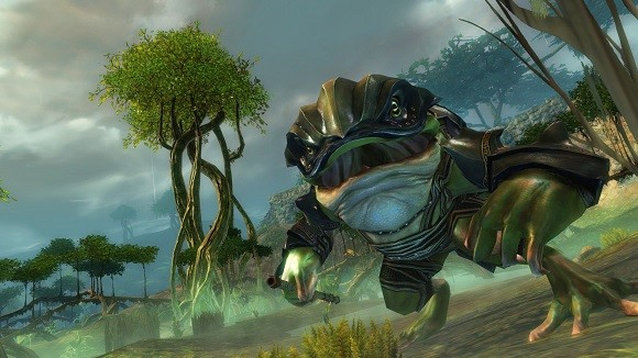 Flameseeker Chronicles Guild Wars 2's March update