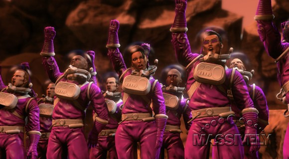Saints Row The Third - Gangstas in Space