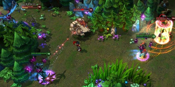 The Summoner's Guidebook It takes skill to right click stuff in League of Legends