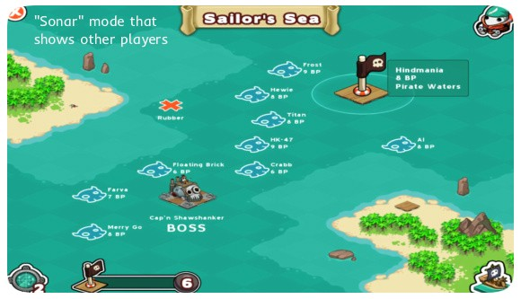 Raft Pirates screenshot