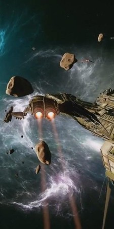Star Citizen - Early gameplay footage