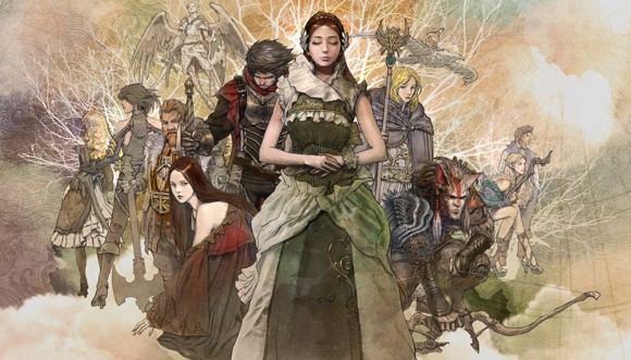 ArcheAge - Character art