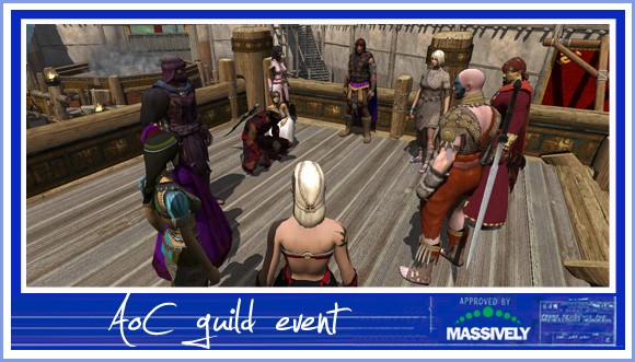 AoC guild event
