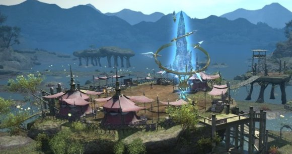 E3 2013 Final Fantasy XIV's A Realm Reborn returns the game to its roots