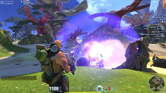 Firefall Incursion