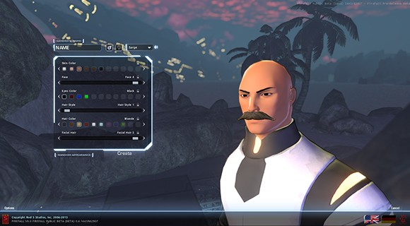 CMA: Firefall Convict