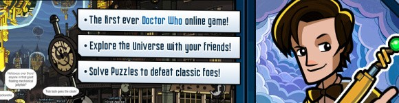 Doctor Who: Worlds in Time screenshot