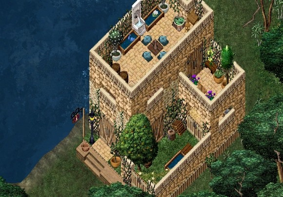 Ultima Online - Bonus points if you can find my house :D