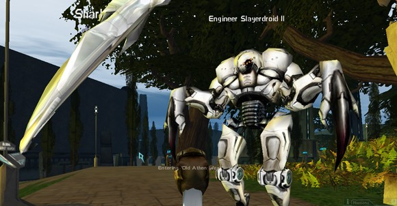 Anarchy Online screenshot