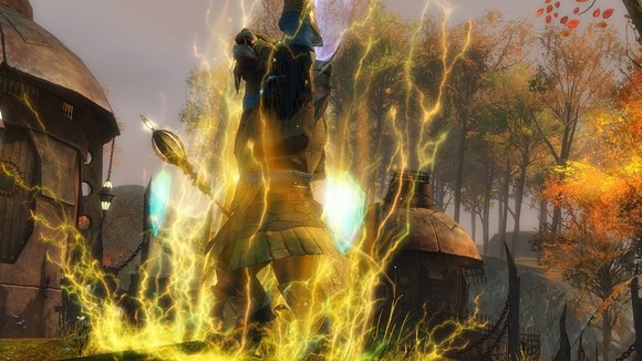 The Living World An interview with ArenaNet's Chris Whiteside