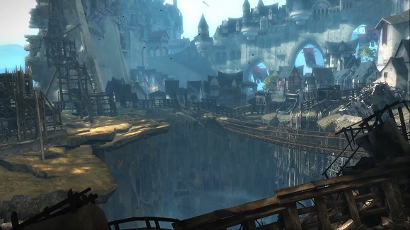 Flameseeker Chronicles Crashing Guild Wars 2's anniversary bash