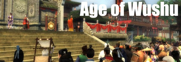 Age of Wushu banner
