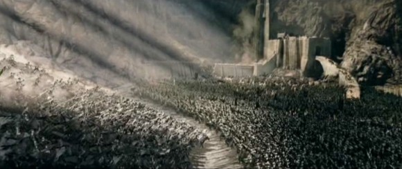 The Road to Mordor LotRO's big battles and you