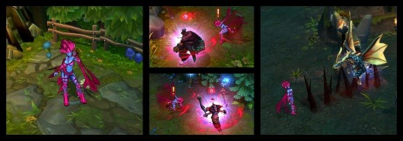 The Summoner's Guidebook Stealth mechanics, stiletto heels, and League of Legends