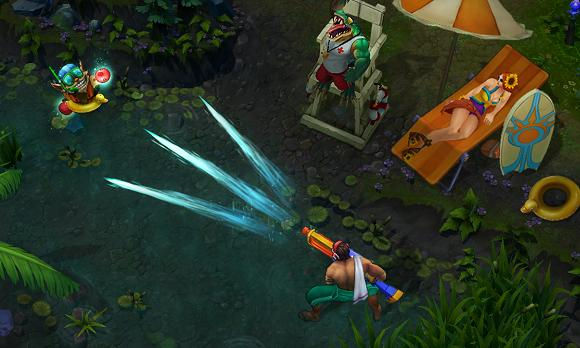 The Summoner's Guidebook Performing under pressure in League of Legends