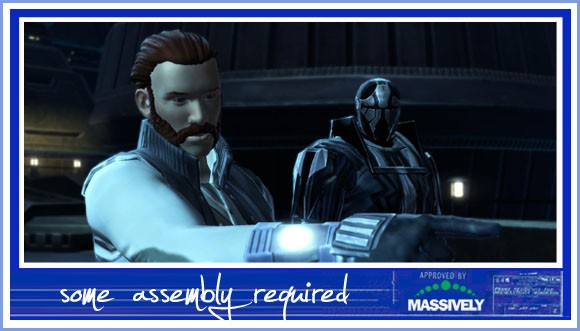 SWTOR - Agent makes a point