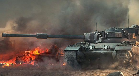 Soapbox: World of Tanks