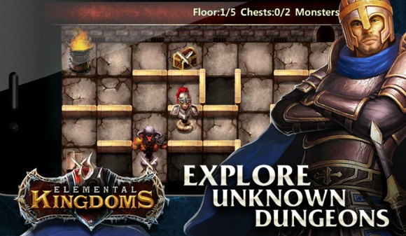 Elemental Kingdoms screenshot