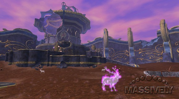 Shard of Love instance in EverQuest II