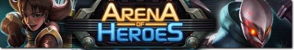 Arena of Heroes title image