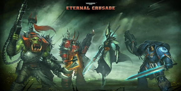 PAX Prime 2013 - Behaviour on WAR40K Eternal Crusade's friendly fire, ARG, and more