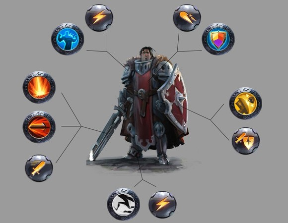 Albion Online spell and crafted item system