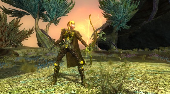 A Heroic Character in EverQuest II