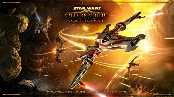 Hyperspace Beacon Curbing expectations for SWTOR Galactic Starfighter
