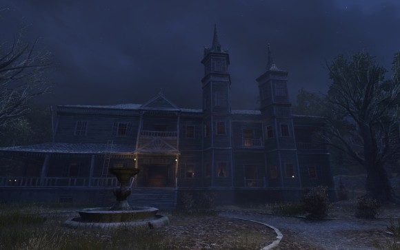 Perfect Ten Virtual haunted houses