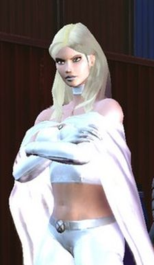 If I could make this a column about Emma Frost all the time, I probably would.