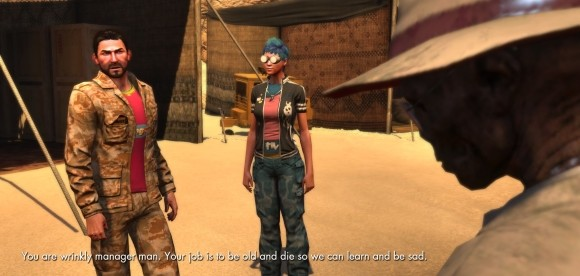 Chaos Theory Nine reasons why The Secret World is the industry's best storyteller