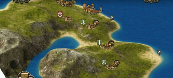 Grepolis screenshot